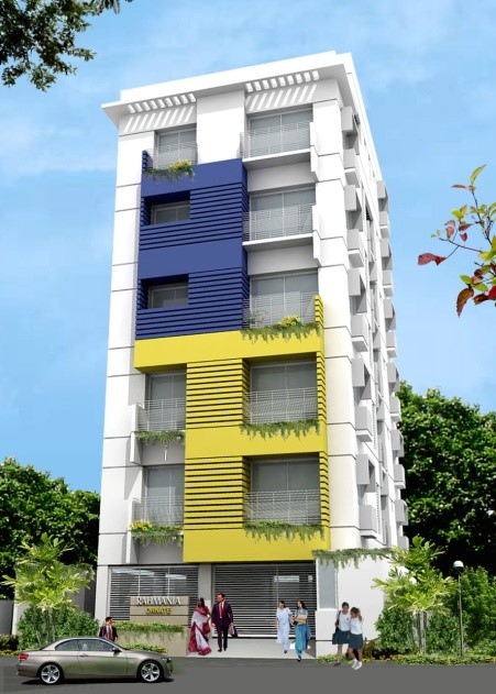 <strong>Project Name:</strong> Rahmania Ornate<br> <strong>Location:</strong> Sector 12, Uttara, Dhaka