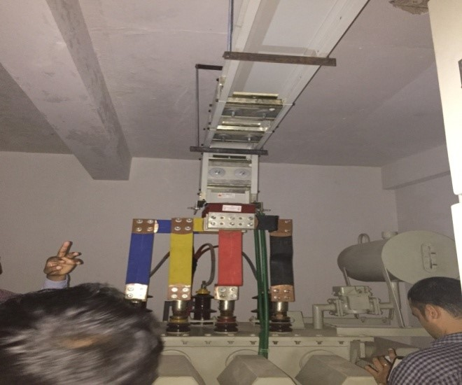 Bus Bar Trunking, Lighting BBT for sewing unit at Montrims in mouchak, gazipur